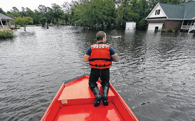 At least 14 deaths in the Carolinas linked to Florence