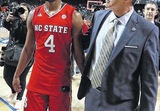 N.C. State receives Notice of Allegations regarding Dennis Smith Jr